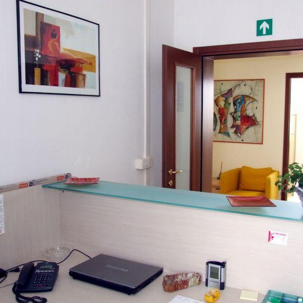 Postazioni Coworking Exfilab Firenze